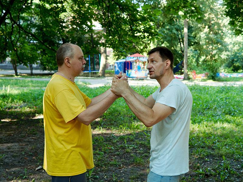 Харьков, традиционное ушу, ушу для здоровья, тайцзи, тайцзицюань, туйшоу