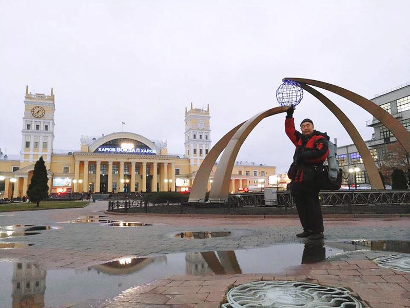 ушу в Харькове, тайцзи, багуа, семинар, китайский массаж, Му Юйчунь