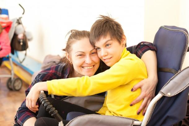 Семинар для родителей особенных детей с ДЦП в Одессе 2017 года