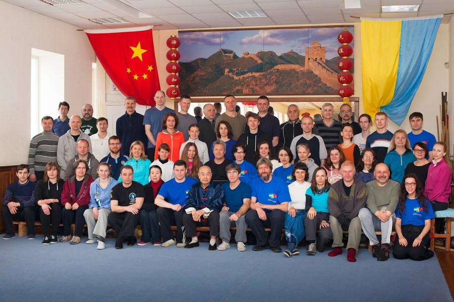 Му Юйчунь, семинар, здоровье, бадуаньцзин, медицина, массаж, тайцзицюань